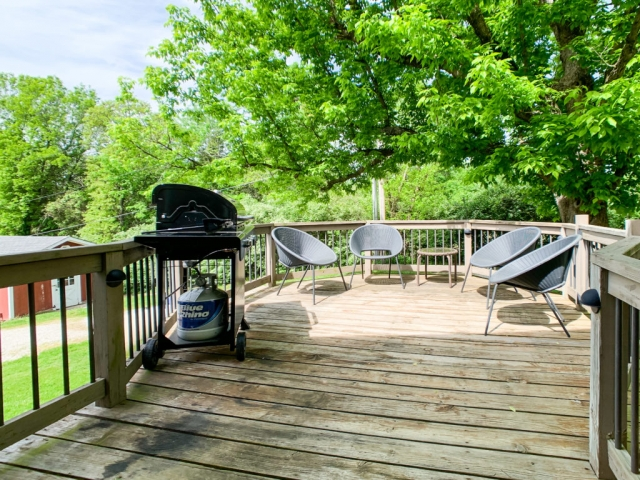Setter Haus dog friendly vacation rental near Purina Farms Event Center in Missouri