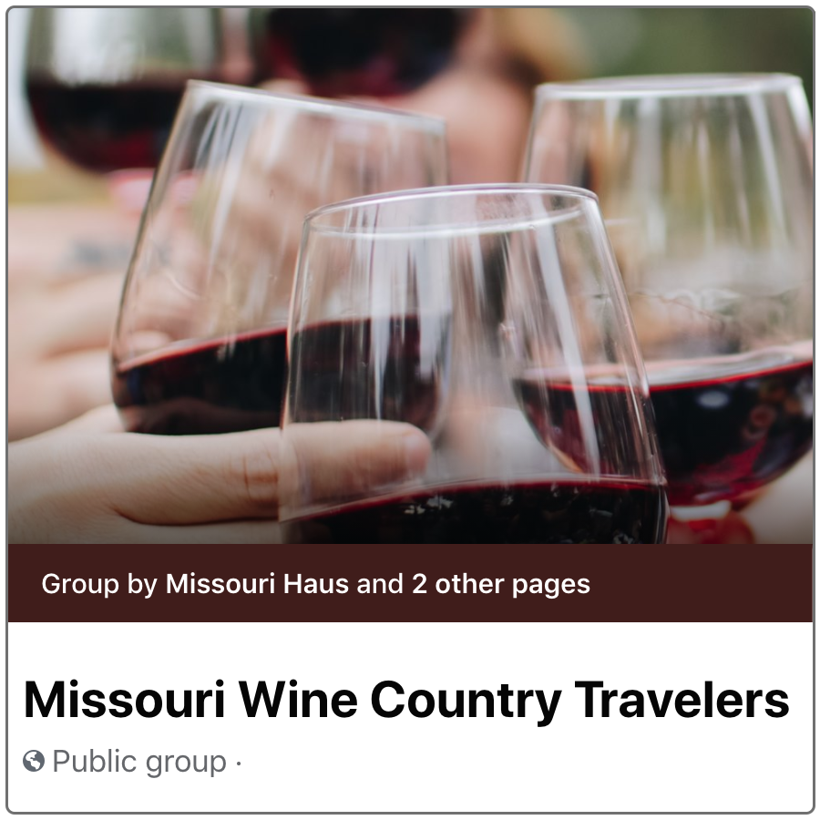 missouri wine country travelers