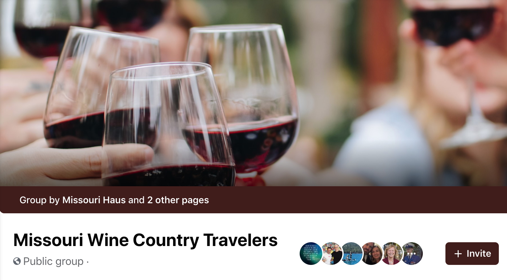 missouri wine country travelers facebook group